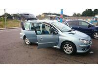Peugeot 206 1.4 HDI Verve estate