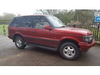 1999 RANGE ROVER P38 4.6 AUTOMATIC 96000 MILES SWAP OR SELL WHY