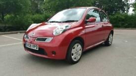2008 Nissan Micra 1.2 16v Acenta 3dr. ( EK08VPD )