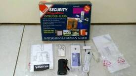 Micromark security system intruder alarm!new never used! Can deliver or post!