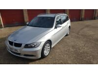 Bmw 320i se estate petrol manual 1 year mot