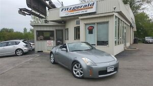2004 Nissan 350Z Base w/Black Top - ONLY 44KM! RARE FIND!