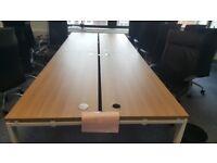 Cherry Bench desk #131