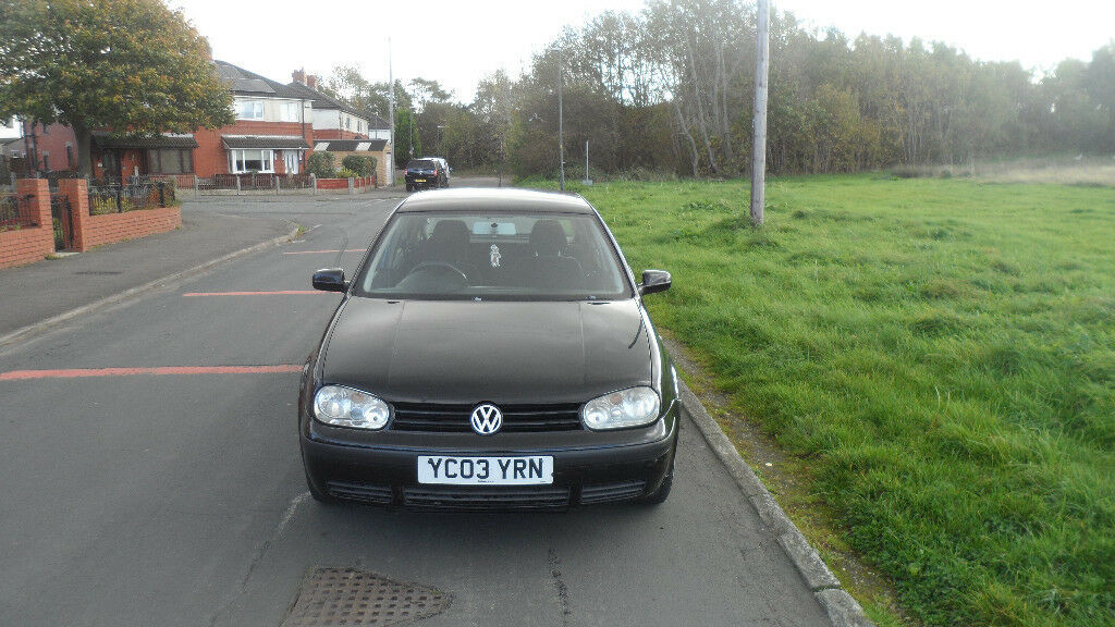 Black Golf TDI 475 Pounds for quick sell