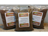 TROPIBED ORGANIC ANIMAL BEDDING FOR ALL ANIMALS AND REPTILES