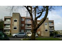 Secure Spacious Part Furnished Two bedroom Apartment
