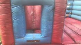 Bouncy castle quick sale