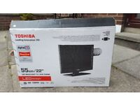 """Toshiba 22"""" TV for parts"""