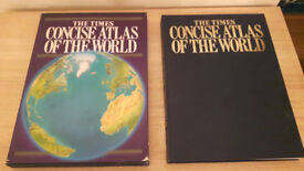 THE TIMES CONCISE ATLAS OF THE WORLD THIS EDITION IS DATED 1986