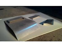 Various alloy air intakes, clessic race ,rally, offroad, etc etc
