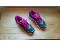 Ladies Reebok Zig Lite Size 5.5 Trainers