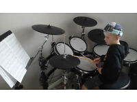 DRUM LESSONS - DRUM TUITION - DRUM KIT LESSONS