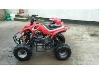 Quad bike..150cc kazuma
