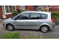 Renault Grand Scenic, Low Mileage 55k, 7 Seater, Needs TLC