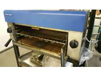 Electric grill blue seal