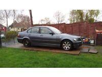 BMW 316i. 53 plate, spares or repair