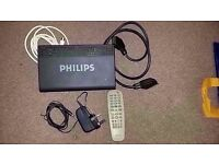 Philips decoder perfectly working + remote + cables
