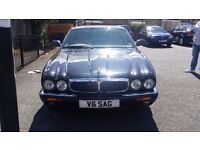 Jaguar xj8 Black in Immaculate Condition. Drives like a dream. £2,200. Open to offers.