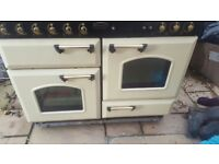 Range cooker for sale 110 cm wide