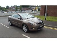 FORD FOCUS CC 12 MONTHS MOT FULL SERVICE HISTORY ONLY 38K MILEAGE NATIOWIDE WARRANTY IS AVAILABLE