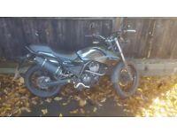 Derbi Mulhacen 125cc Motorbike