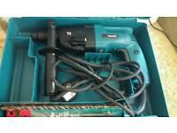 Makita HR2020 Rotary Hammer 240v