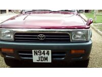 1995 3.0TD Toyota Hilux Surf Automatic