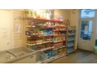 retail shop shelving, display metal shelves