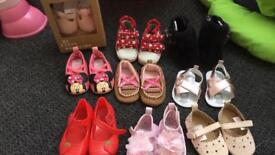 7pairs off shoes 2slippers