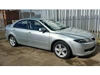 Mazda 6 Katano 5dr. 12 Month Mot. 80,000 miles.. Drives Fantastic.Passat vectra primera mondeo