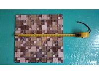 Mosaic - 2.5 tile sheets