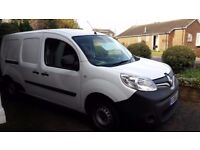 VERY LOW MILEAGE RENAULT KANGOO LONG WHEELBASE BUSINESS VAN