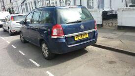 Vauxhall Zafira life -7 Seater Car - Quick Sale