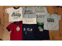 6-9 months boy clothes