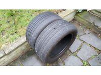 2x Landsail Tires (245/50 ZR18 -W100)