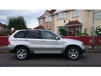 BMW x5 3.0 Petrol Maunal 2001