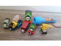 Thomas the tank engine trains toys