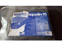 """Pond liner 9'10"""" x 8'2"""" Brand new never used"""