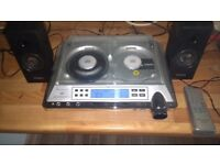 Wharfedale twin cd system