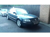 passat highline 2004