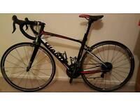 Giant defy advanced 1 carbon road bike