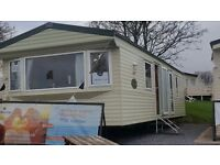 pre owned static caravan for sale on 11 month holiday park in Torbay area close to beach in Paignton