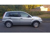 FORD FUSION 2 5 DOOR 1.4 TDCI 2 OWNERS