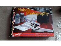 pinhole photography set new in box £8