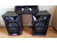 Sony home stereo system