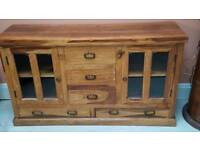 Sideboard, 5 drawers 2 cupboards