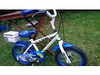 Apollo Police Patrol. Child's police bike ages 3-6