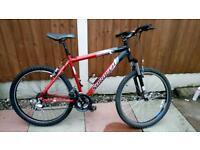 Mountain bike aluminium frame great condition