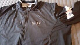Gore bike wear bib shorts and jersey set
