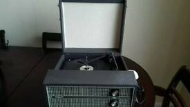 Vintage record player fidelity